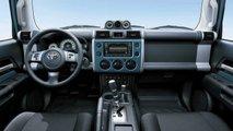 Toyota Land Cruiser 70 und FJ Cruiser in den VAE