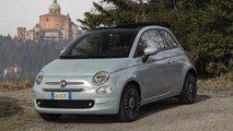 Essai Fiat 500 Hybrid (2020)