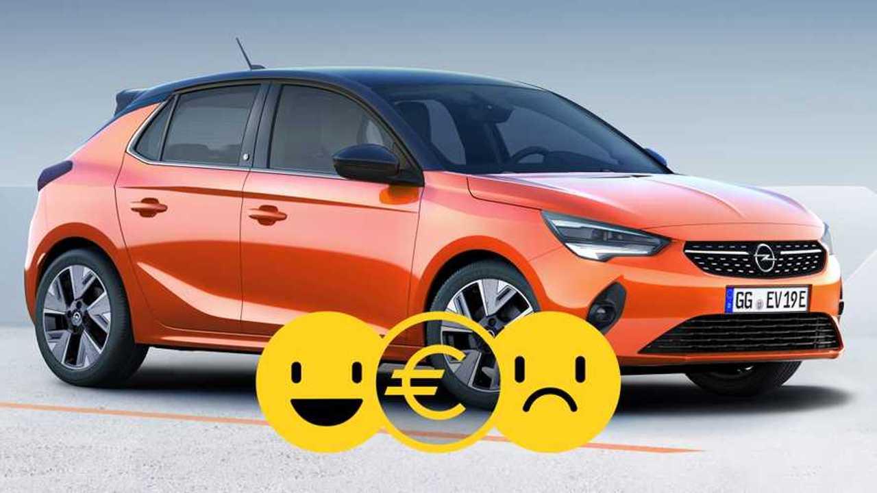 Promozione Opel Corsa-e Febbraio 2020