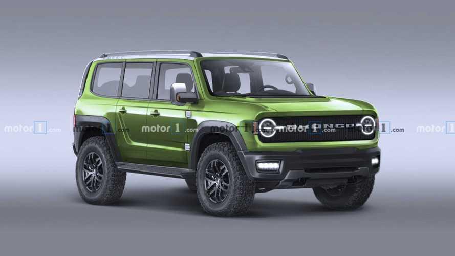 Ford Bronco: Offroader soll nach Europa kommen, sagt ein Insider