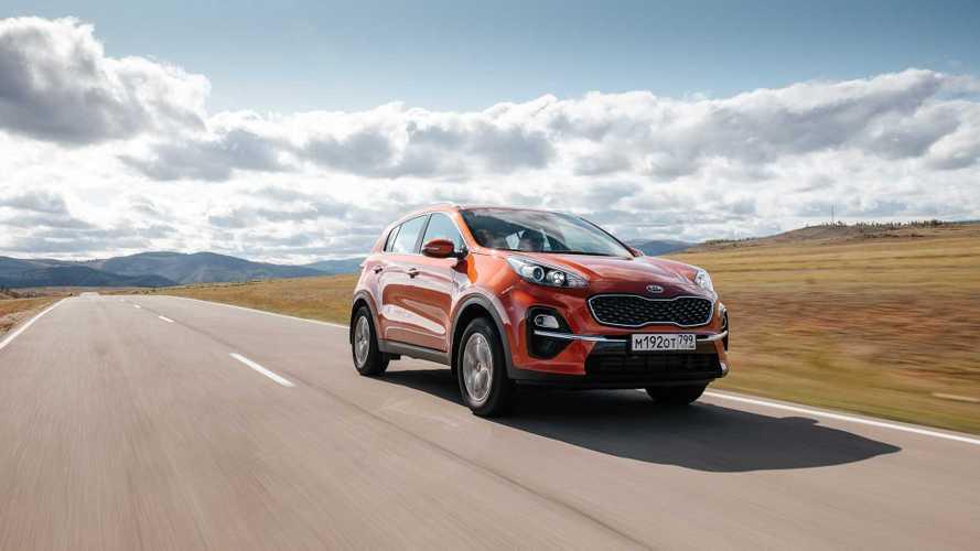 Новый Kia Sportage задержится на год, чтобы «переодеться»