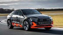 2020 Audi e-tron S exclusive