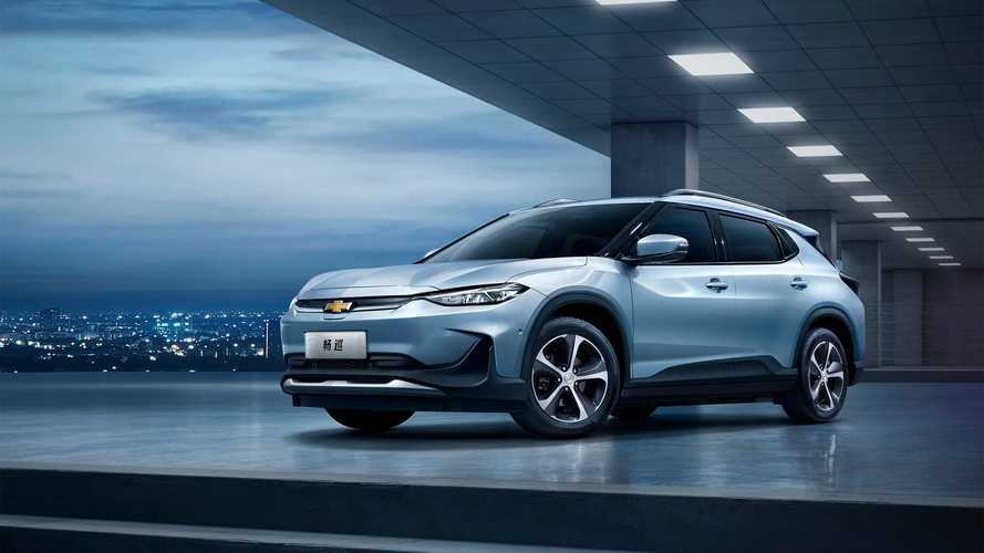 Chevrolet Introduces Its First EV In China: Menlo EV
