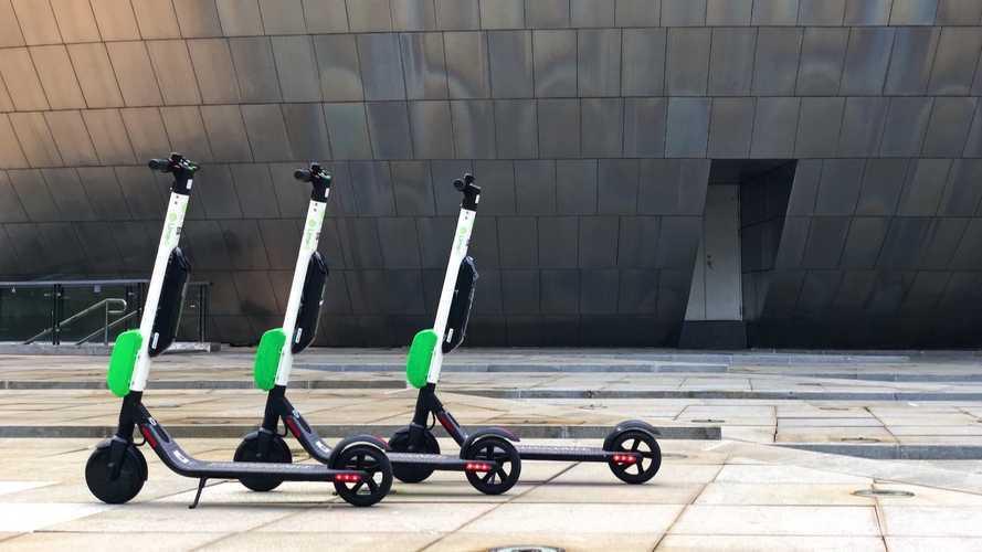 Los patinetes eléctricos, últimas 'víctimas' del Ayuntamiento de Madrid