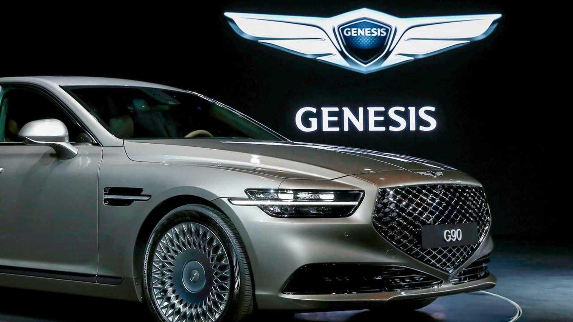 Genesis G90 Restyling (2019) 22