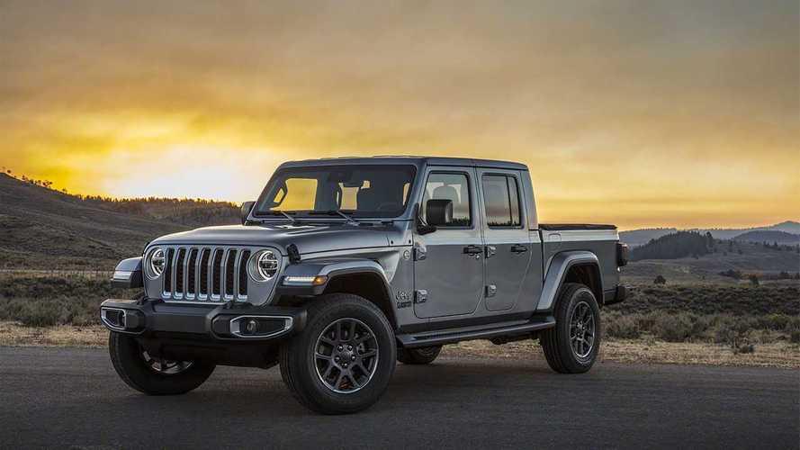Segredo: Nova picape Jeep Gladiator é registrada no Brasil