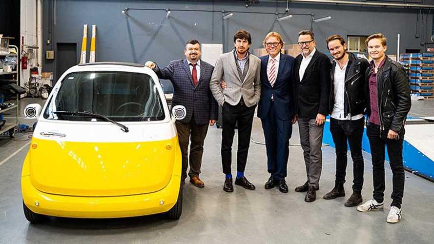 Microlino: Die Neo-Isetta wird in Deutschland gebaut