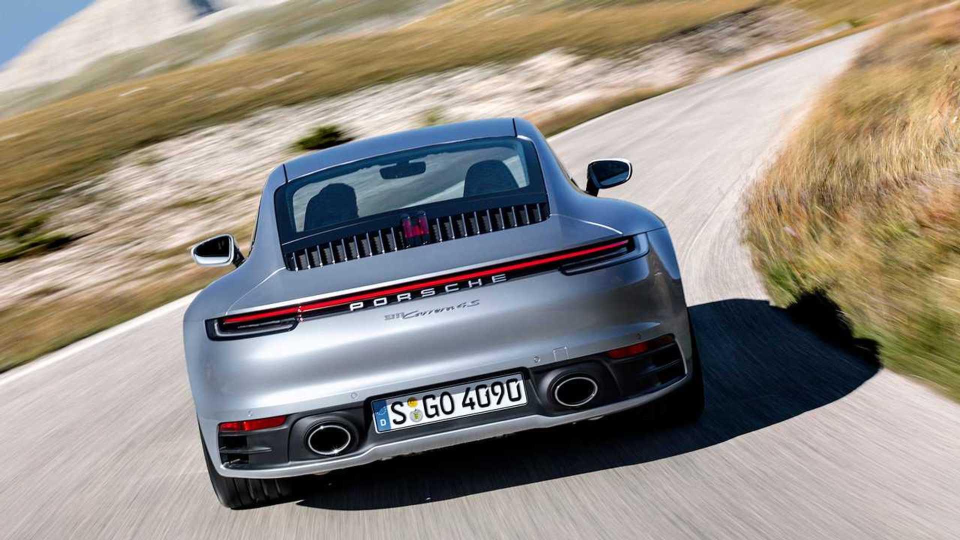 """Porsche 911 - """"Nous continuerons aussi longtemps que possible avec un moteur thermique"""""""
