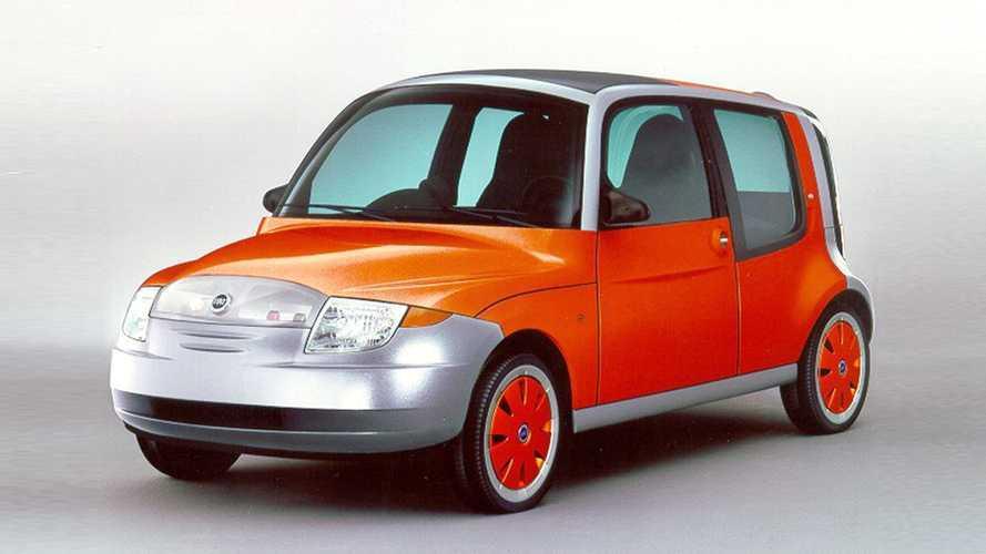 Concept oublié - Fiat Ecobasic (1999)