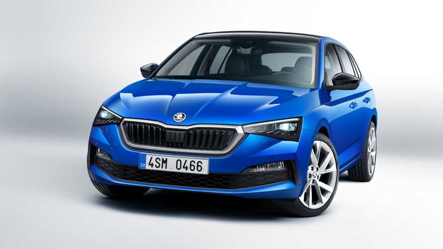 2019 Skoda Scala revealed as VW Golf and Ford Focus rival