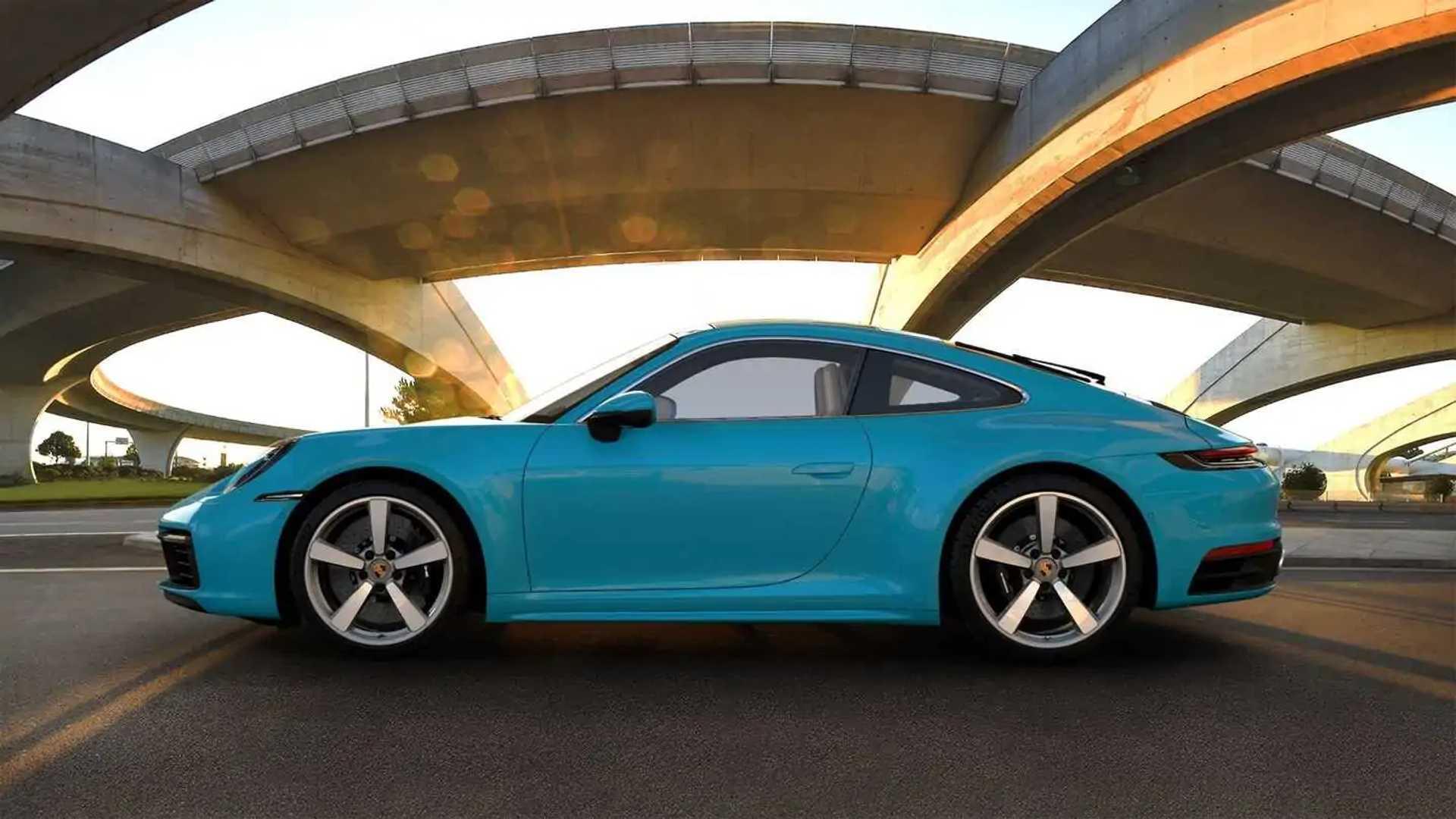 Most Expensive 2020 Porsche 911 Costs $192,900