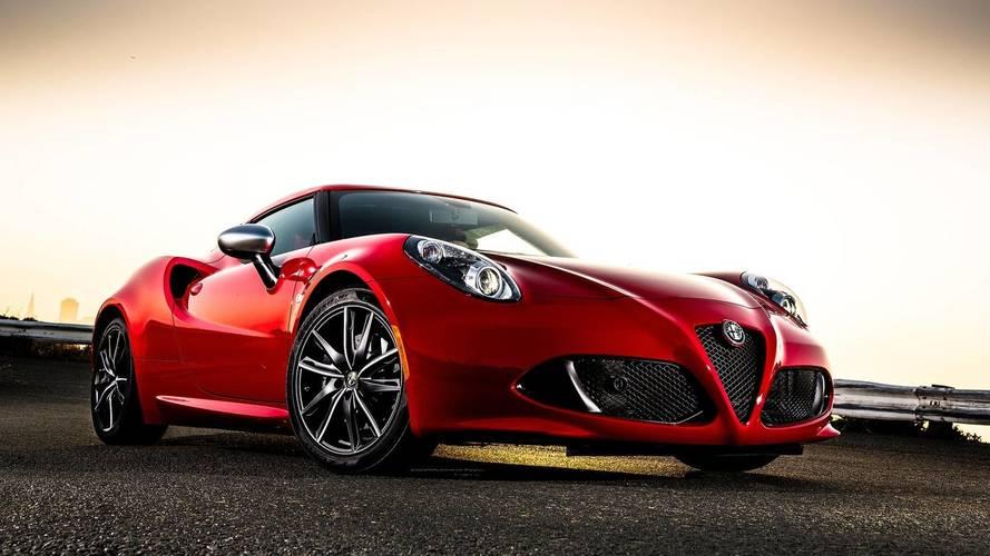 Alfa Romeo arrête la commercialisation de la 4C Coupe aux États-Unis