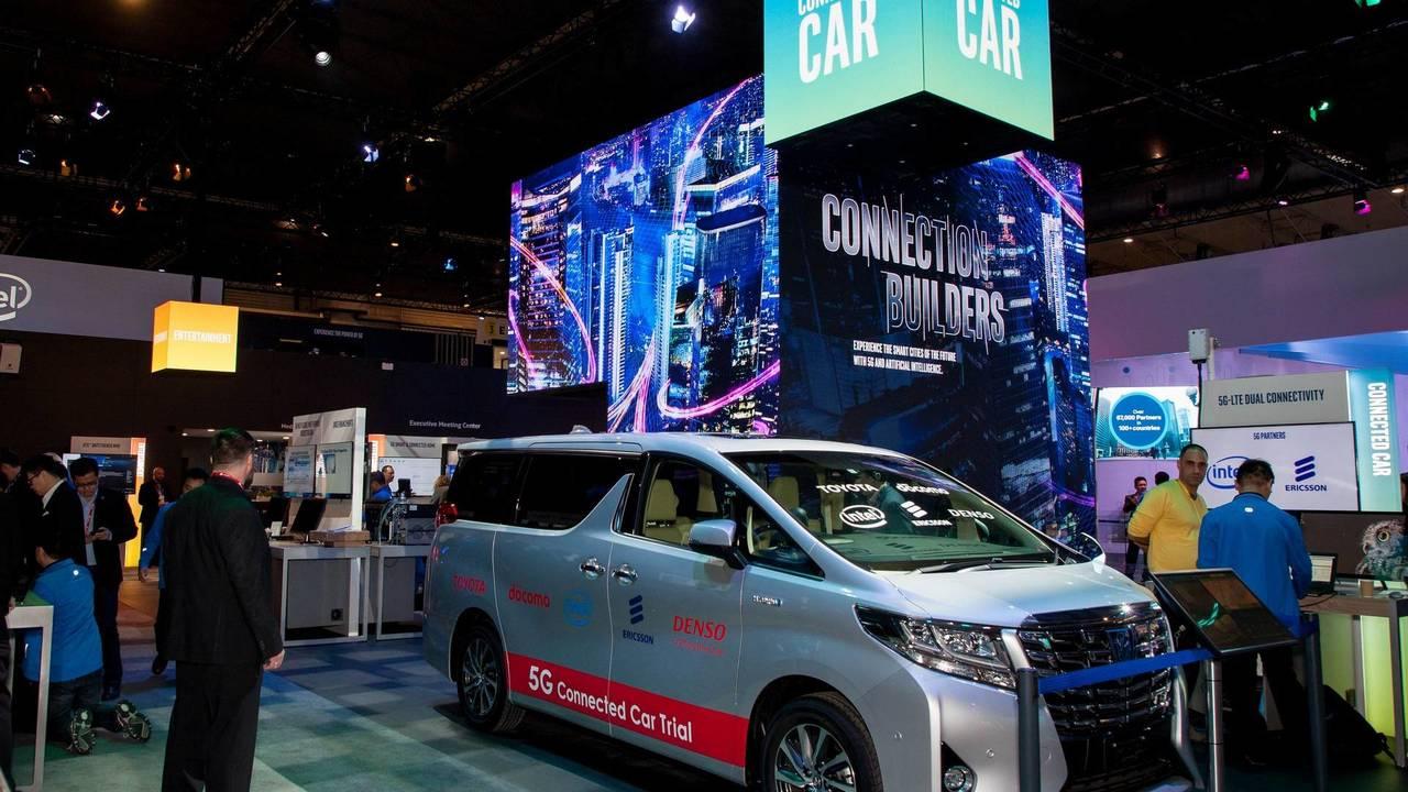 5G connettività auto