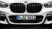 BMW X3 and X4 with M Performance parts