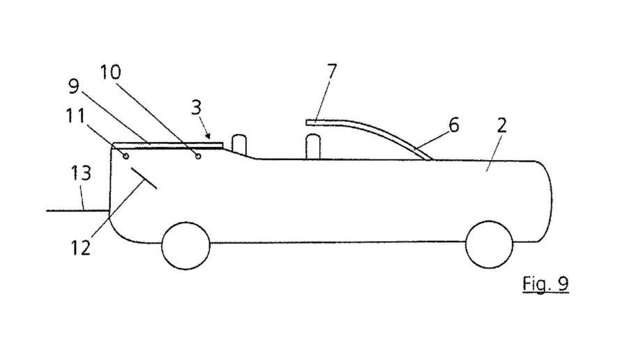 Audi'nin patenti üzeri açılır SUV modele işaret ediyor