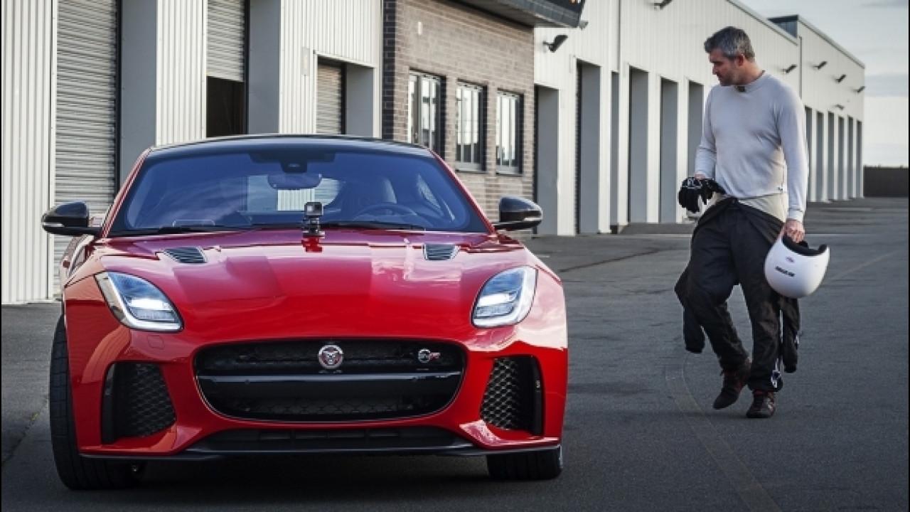 [Copertina] - Jaguar F-Type, emozioni a portata di GoPro