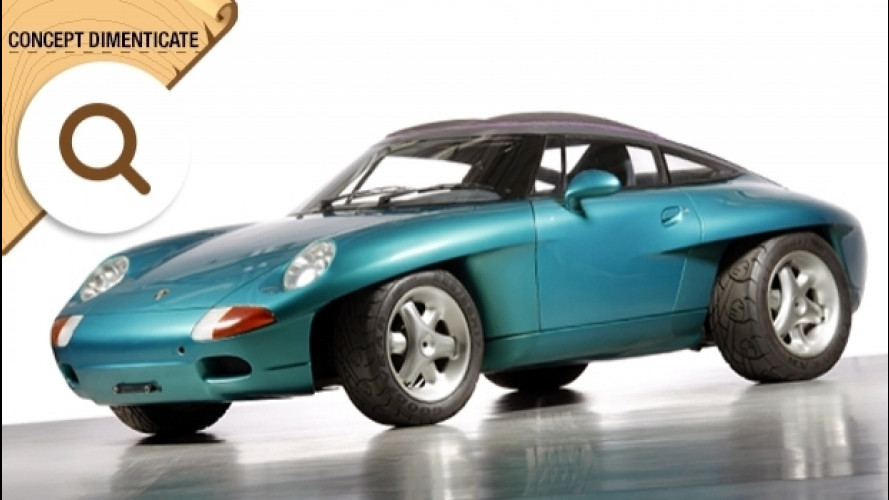 Porsche Panamericana, la 911 incontra la dune buggy