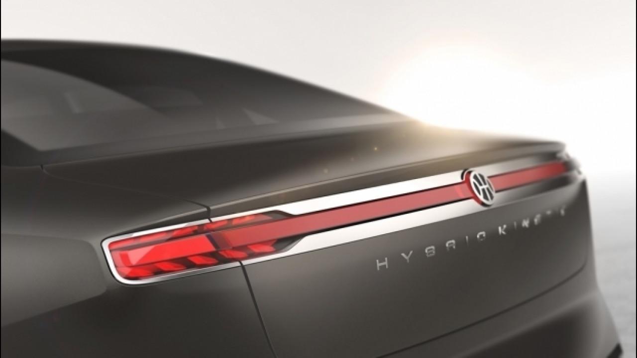 [Copertina] - Pininfarina H600, la berlina elettrica sarà a Ginevra