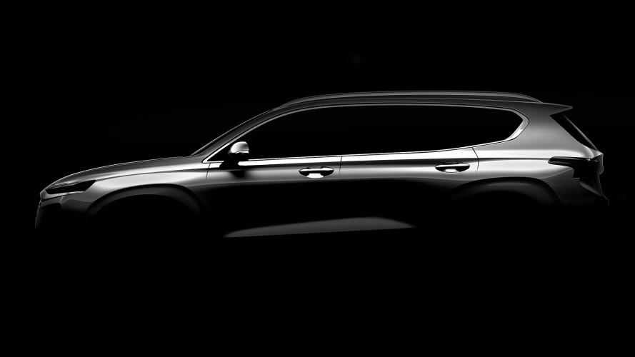 Hyundai Santa Fe, la nuova generazione ha più grinta