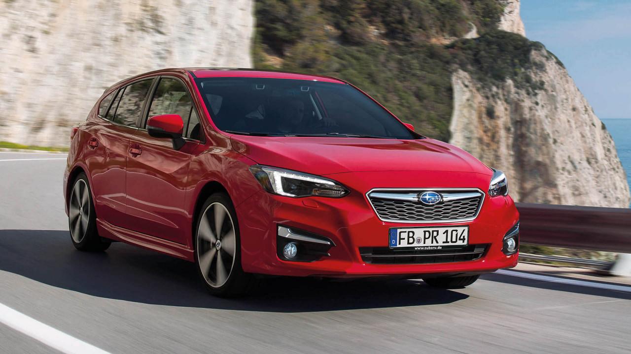 Subaru Global Platform: Eine für alles