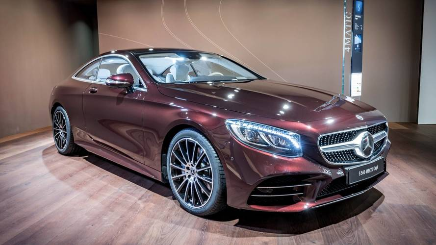 Mercedes-Benz S-Class Coupe and Cabrio axed