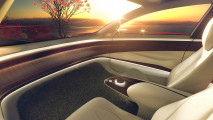 Der I.D. Vizzion ist VWs autonome Elektro-Oberklasse
