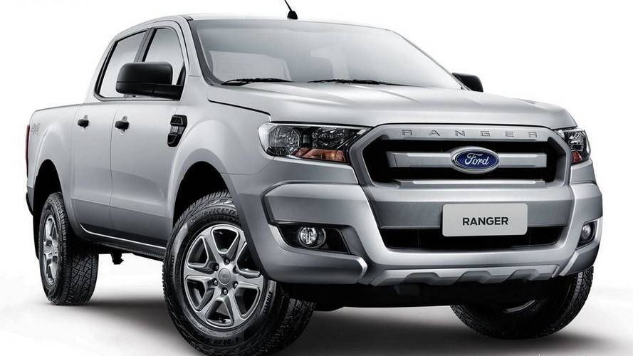 Ford reduz preços da Ranger em até R$ 25.400