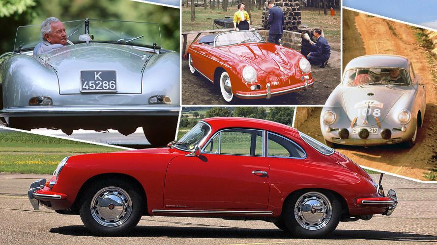 Porsche-Historie: 70 Jahre Porsche 356