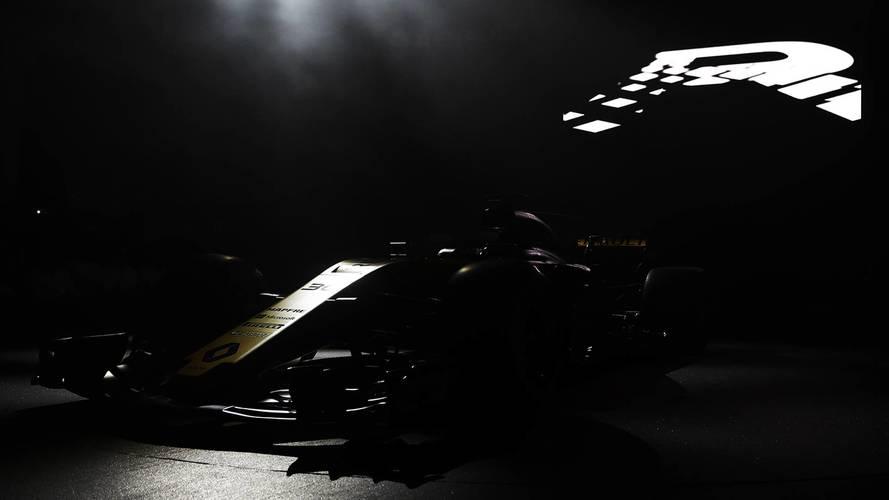 Renault'nun 2018 F1 aracının tanıtım tarihi belli oldu