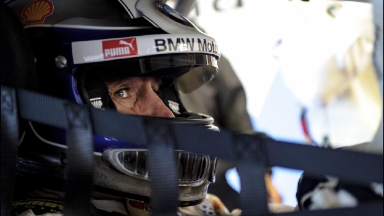 [Copertina] - BMW M6 GT3 in pista con Alex Zanardi