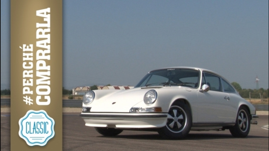 Porsche 911 S 2.4, perché comprarla… Classic [VIDEO]