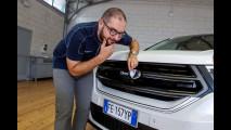 Ford Edge, la prova dei clienti premium 024