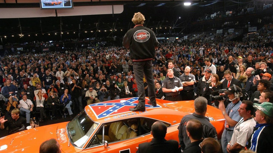 Dukes of Hazzard Car Fetches a Record-Breaking $450,000!