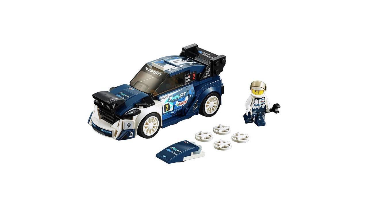 2018 Lego Speed Champions Seti