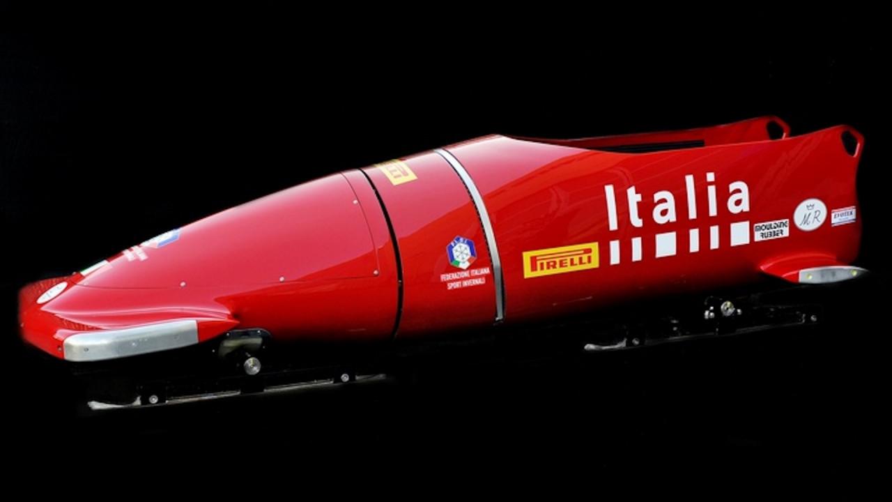 [Copertina] - Ferrari, viene da Maranello il bob per l'Italia alle Olimpiadi 2018
