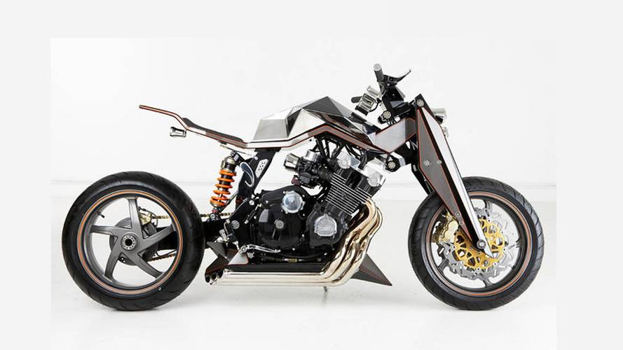 "Bike of the Week: Lamb Engineering's ""Wide Boy"""