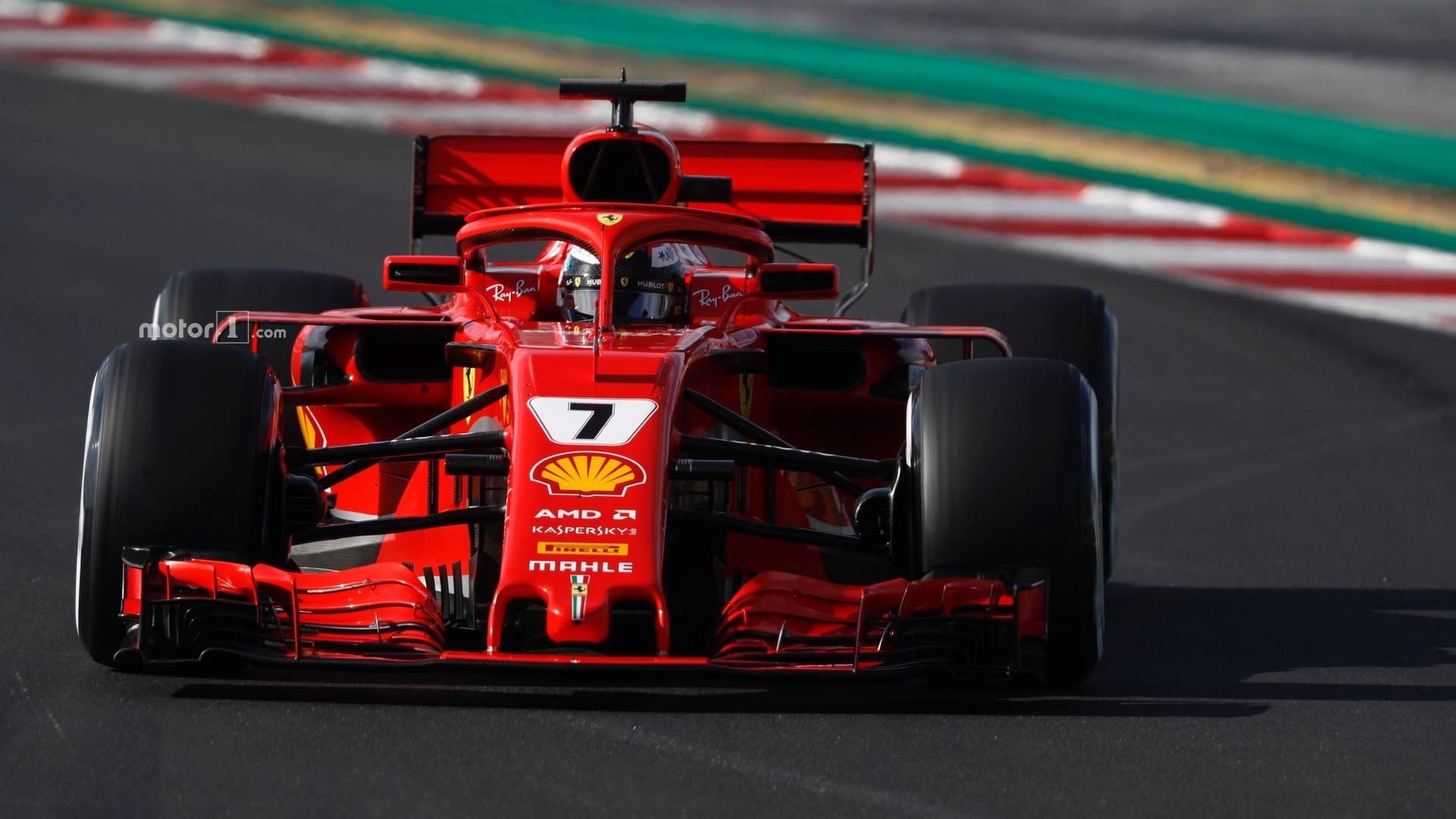 Ferrari Is Getting Ready To Ditch Kimi Raikkonen For Next Year