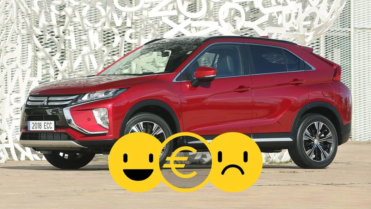 Mitsubishi Eclipse Cross, la promozione