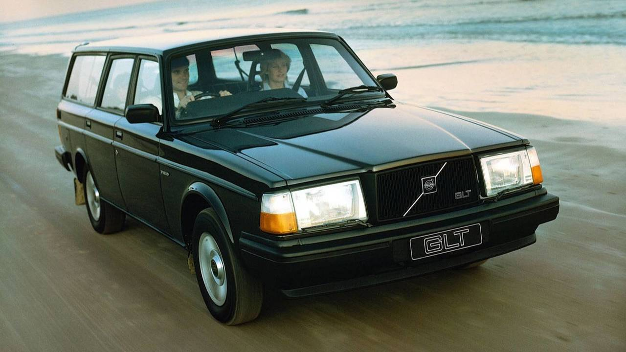 Volvo 200 Series: The Brick (Tuğla)
