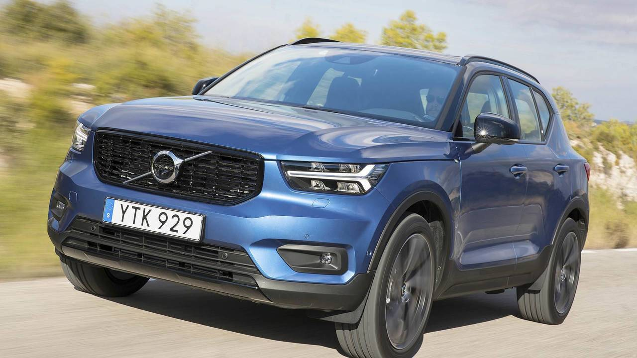 2018 World Car of the Year: Volvo XC40