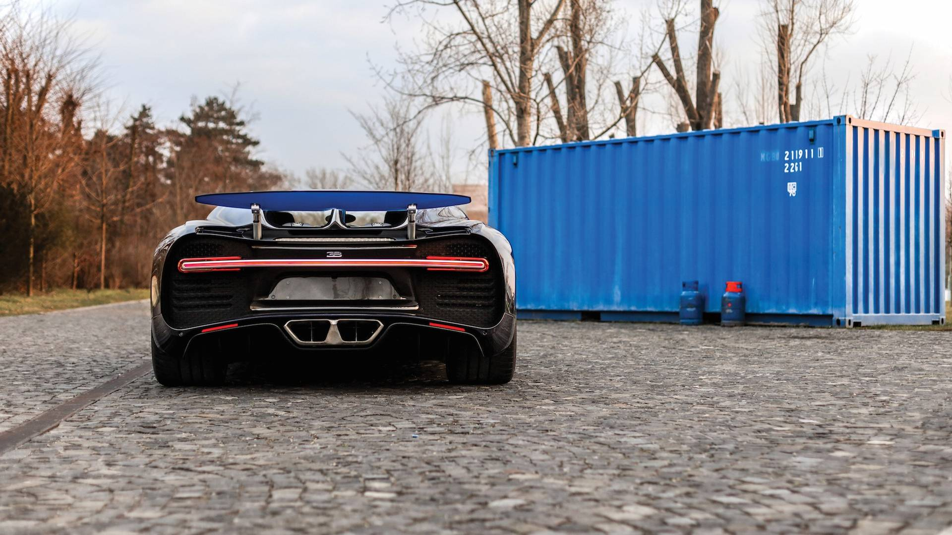 Already There's A Bugatti Chiron Heading To Auction [UPDATE]