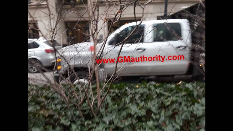 Medium-Duty Chevy Silverado Truck Spied For First Time In Chicago