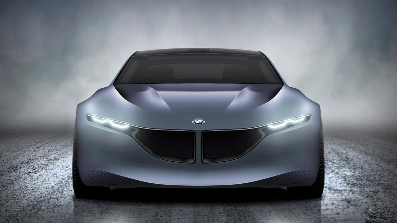 BMW GCS: Die Front
