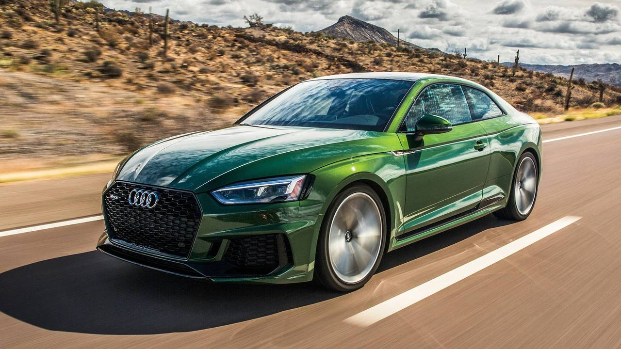 Most Expensive 2018 Audi Rs5 Coupe Costs 96650