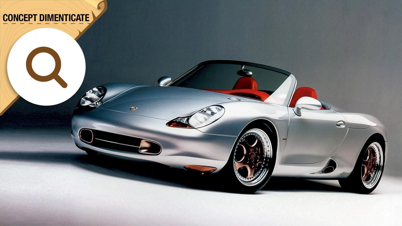 [Copertina] - Porsche Boxster Concept, la
