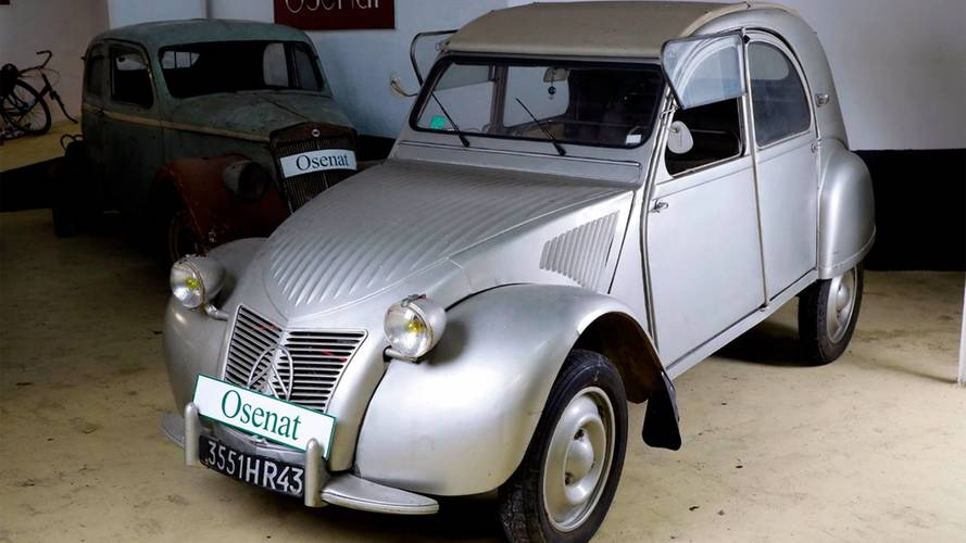 Citroen Won't Bring Back The Legendary 2CV