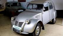 citroen 2cv no go confirmed