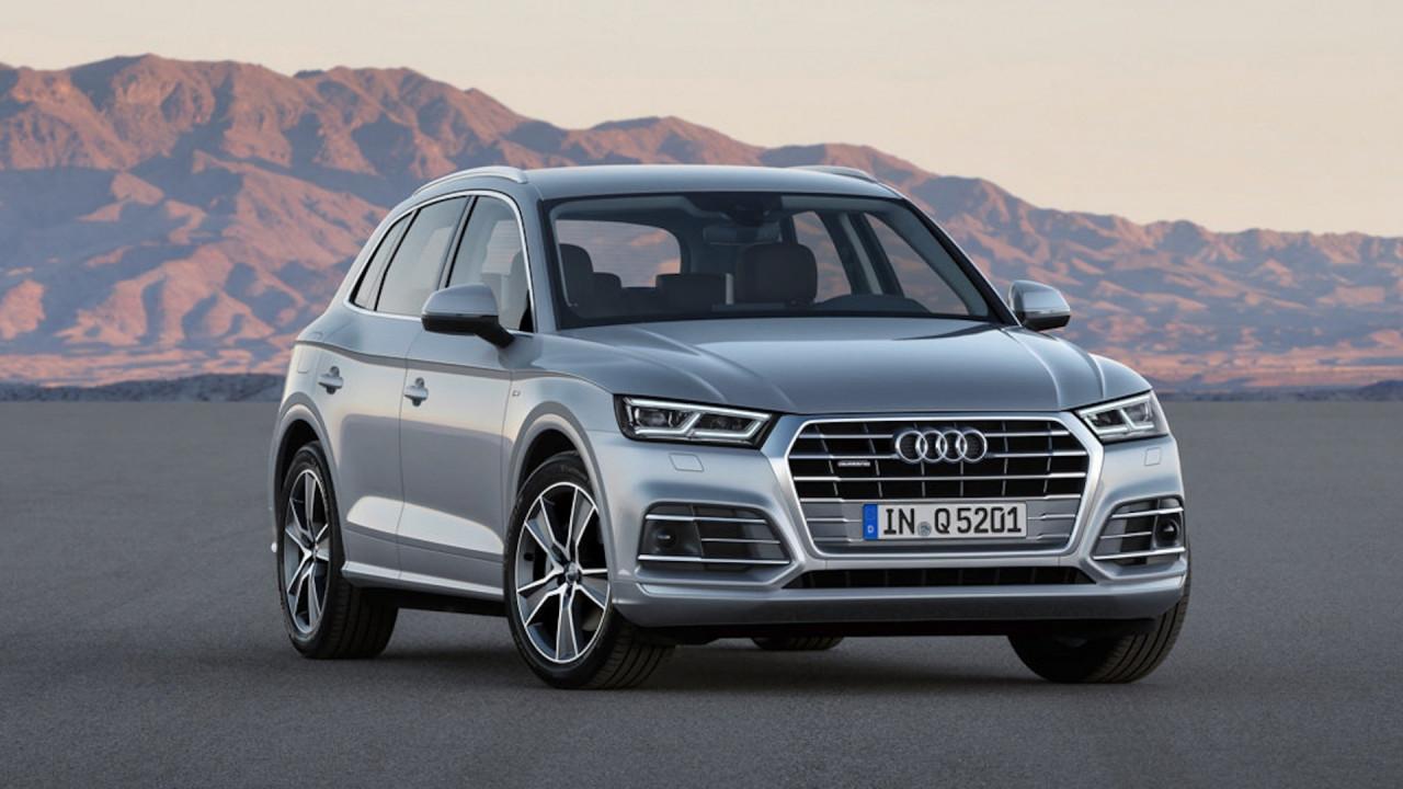[Copertina] - Audi, richiamo per 127.000 diesel Euro 6