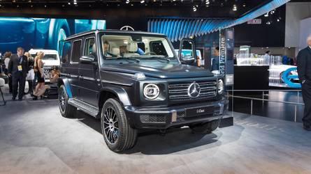 Mercedes Rumored To Skip 2019 Detroit Auto Show [UPDATE]