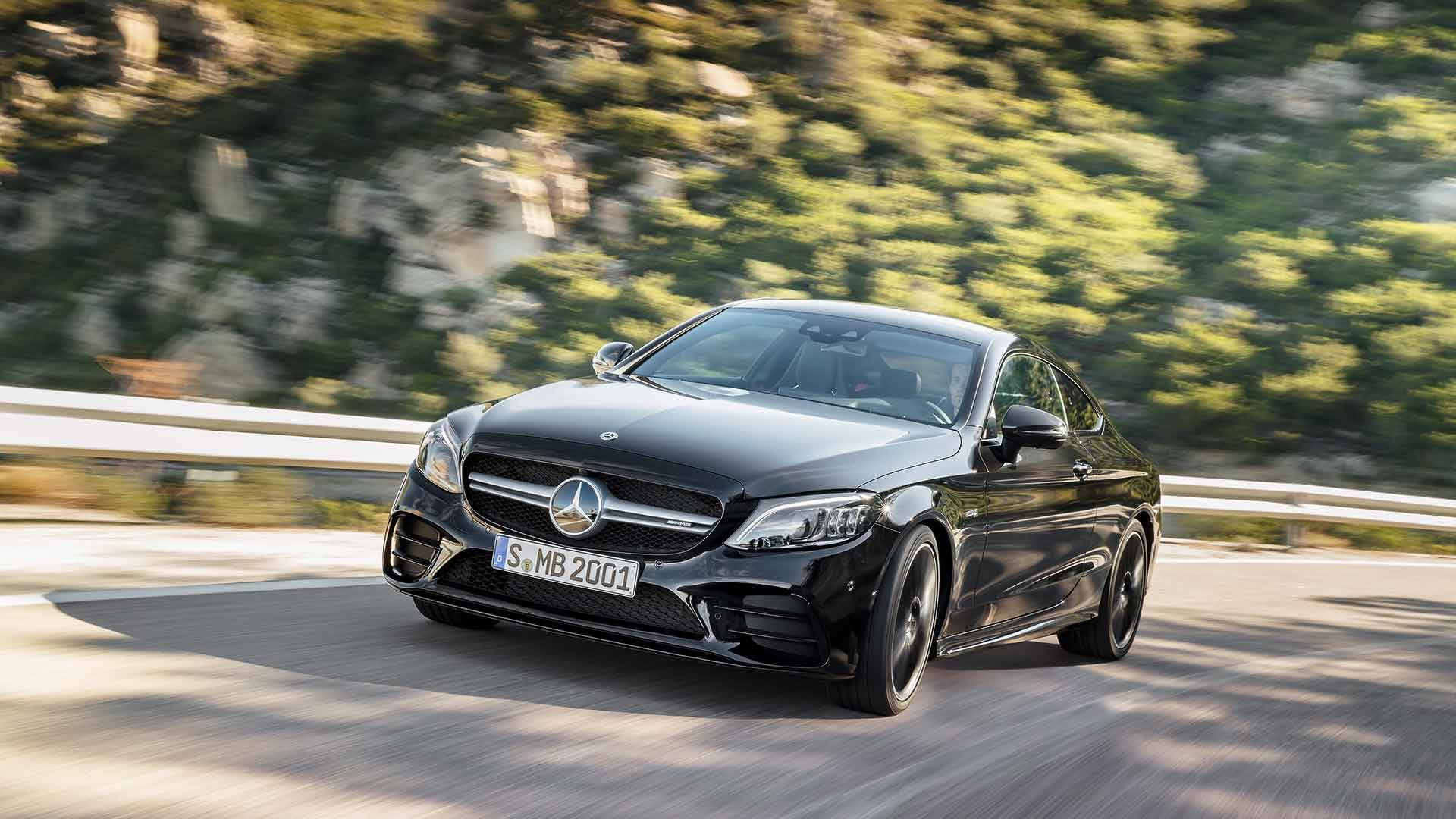 Refreshed C-Class Coupe And Cabriolet Bring High-Tech Tweaks